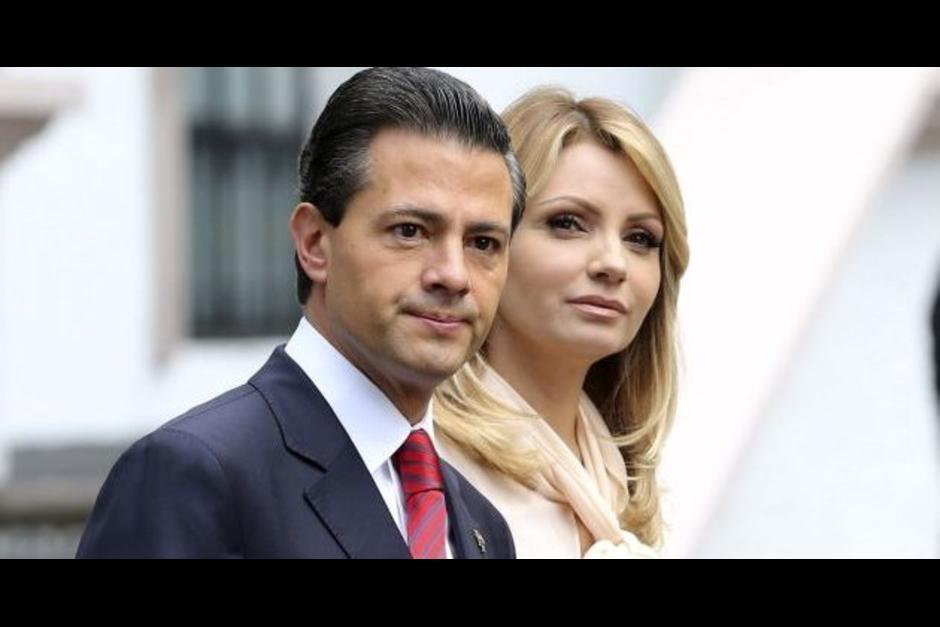 Angélica Rivera exige a Peña autos de lujo y más por divorcio