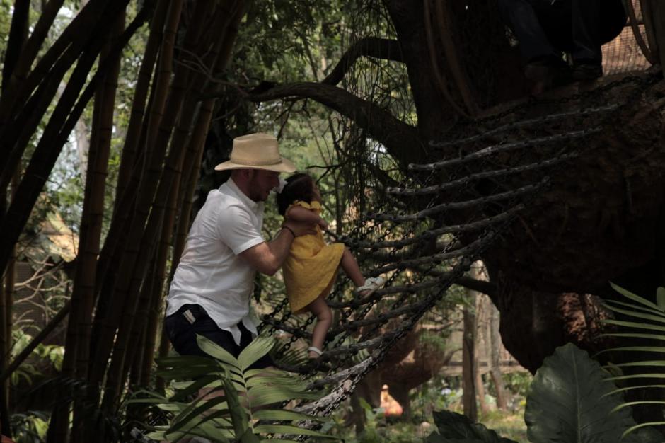 El Irtra es uno de los espacios de recreación favorito de los guatemaltecos. (Foto: Victor Xiloj/Soy502
