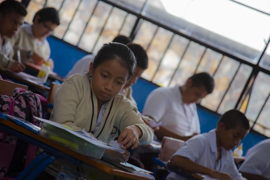 El Ministerio de Educación (Mineduc) anunció este martes que las vacaciones de medio año (Foto: Archivo/Soy502)