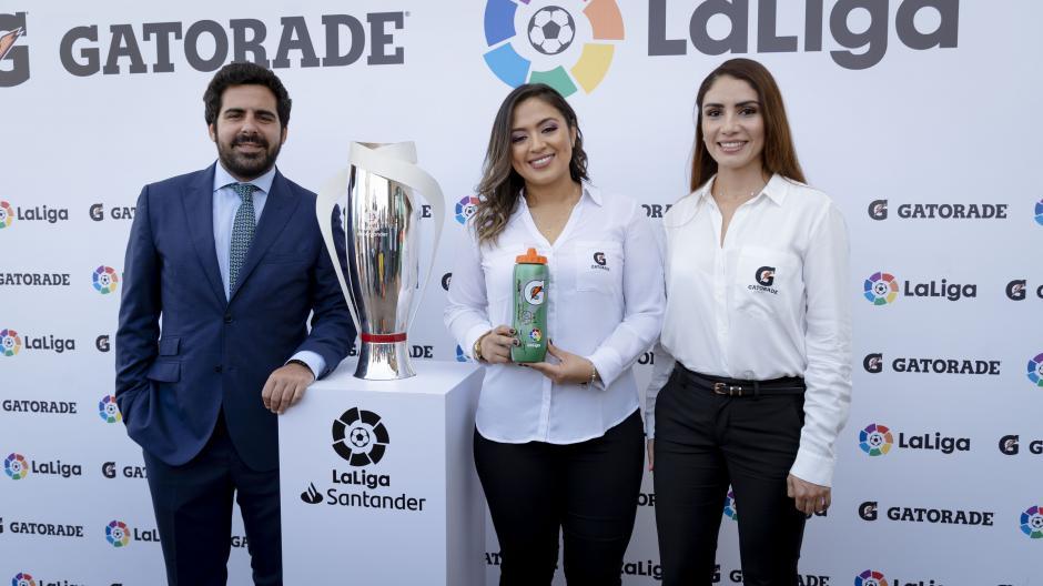 Gatorade firma una importante alianza con LaLiga para ser el patrocinador oficial en nuestro país. (Foto: George Rojas/Soy502)