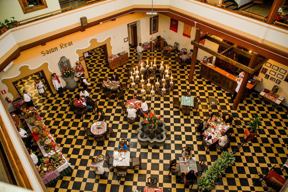 Uno de los atractivos del hotel es el Salón Real, ideal para eventos y reuniones. (Foto: cortesía)
