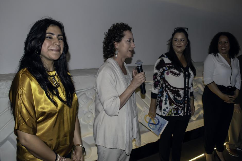 Inauguración de la exposición que abrirá del 20 de mayo al 26 de julio. (Foto: Melissa Menéndez/Soy502)