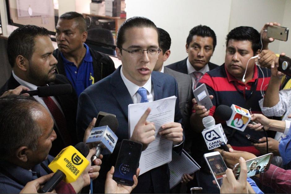 El diputado Felipe Alejos fue beneficiado por la Corte Suprema de Justicia (CSJ). (Foto: archivo/Soy502)