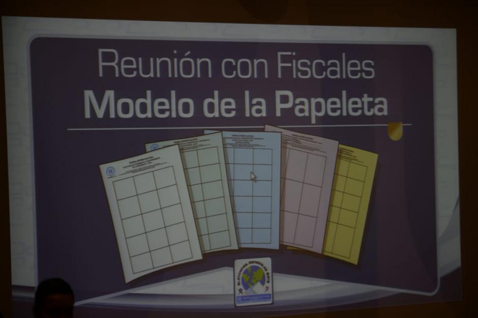 La reunión se realizó este jueves 23 de mayo en un hotel de Guatemala. (Foto: Wilder López/Soy502)