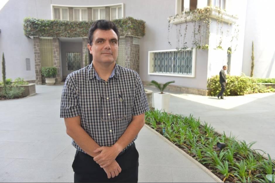 Gerardo Paiz fue electo como nuevo presidente de la Federación de Fútbol el 3 de mayor de este año. (Foto: archivo/Soy502)
