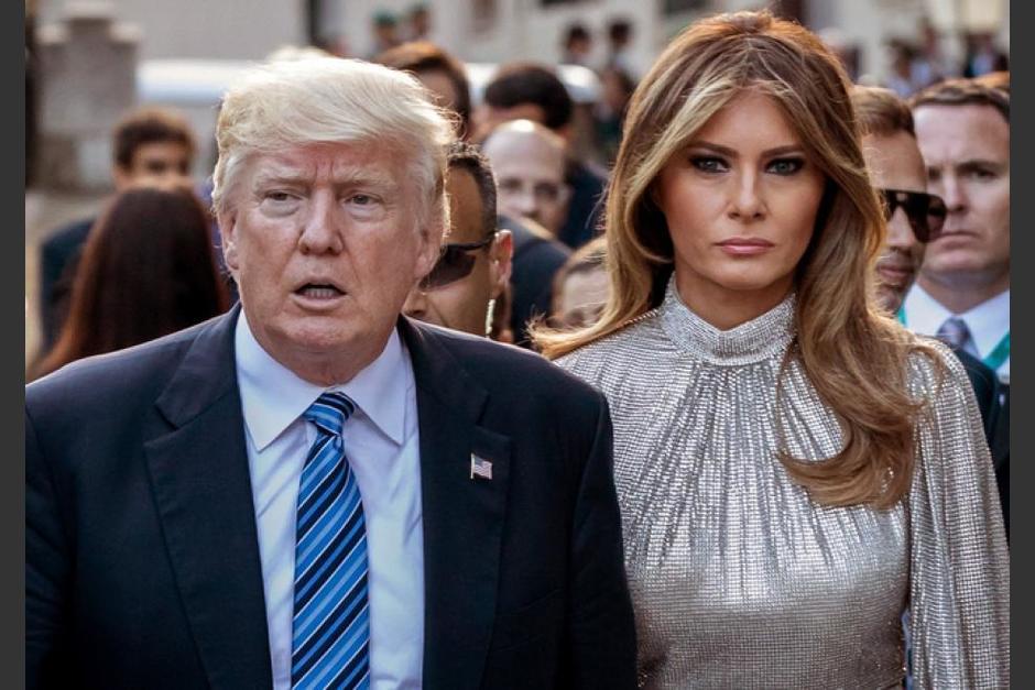 Con mucha seguridad Donald Trump reveló una cruel verdad de su esposa (Foto: Archivo Soy502)
