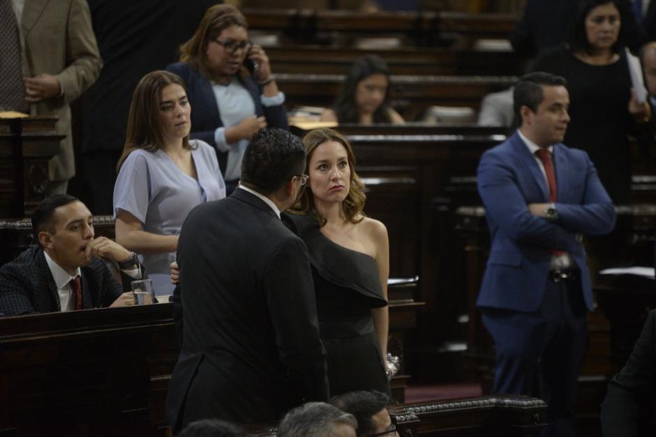 Carrillo externó su molestia durante la sesión de este jueves. (Foto: Archivo/Soy502)