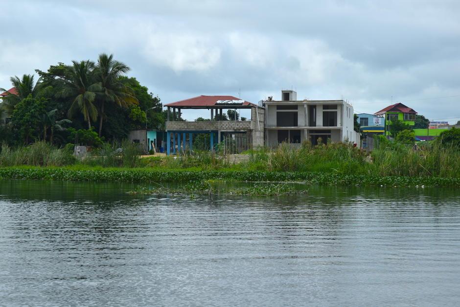 En los poblados más densos es donde mayor riesgo de contaminación existe. (Foto: Fredy Hernández/Soy502)