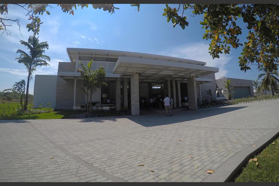 Oceana espera convertirse en nuevo modelo de descanso y diversión en Iztapa. (Foto: Fredy Hernández/Soy502)