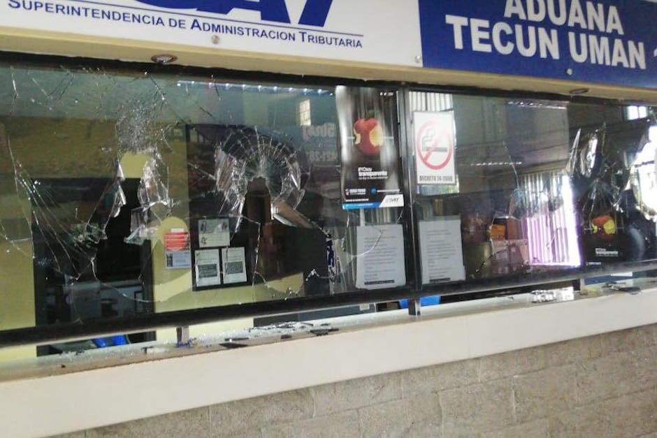El jefe de la SAT narró como ocurrió el secuestro y liberación de personal en la aduana de Tecún Umán. (Foto: Archivo/Soy502)