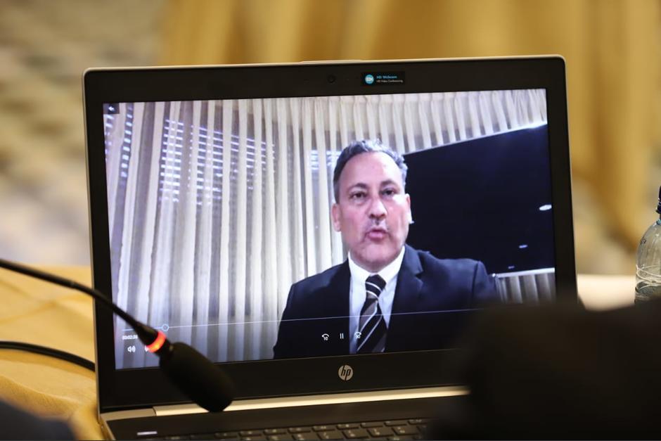 Allan Marroquín es buscado por la justicia guatemalteca desde abril de 2016. (Foto: Congreso)