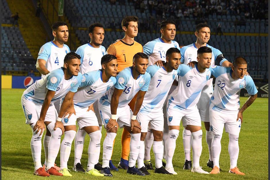 La Selección Nacional de Guatemala subió un puesto en el ranking mundial de la FIFA. (Foto: Archivo/Soy502)