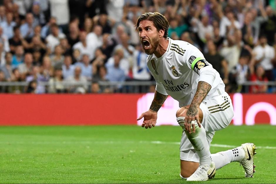 El VAR concede el gol de Sergio Ramos: posición justa del central