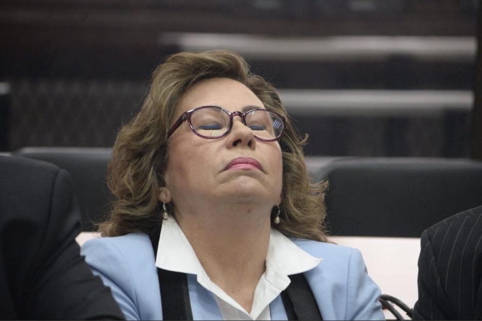 Sandra Torres fue capturada el 2 de septiembre. (Foto: archivo/Soy502)