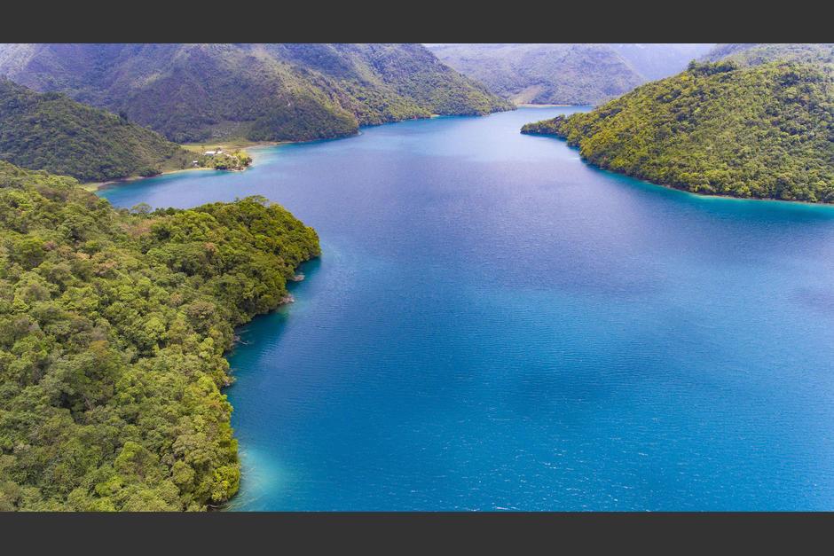La Laguna Brava es uno de los atractivos turísticos para los amantes de la aventura. (Foto: Inguat)
