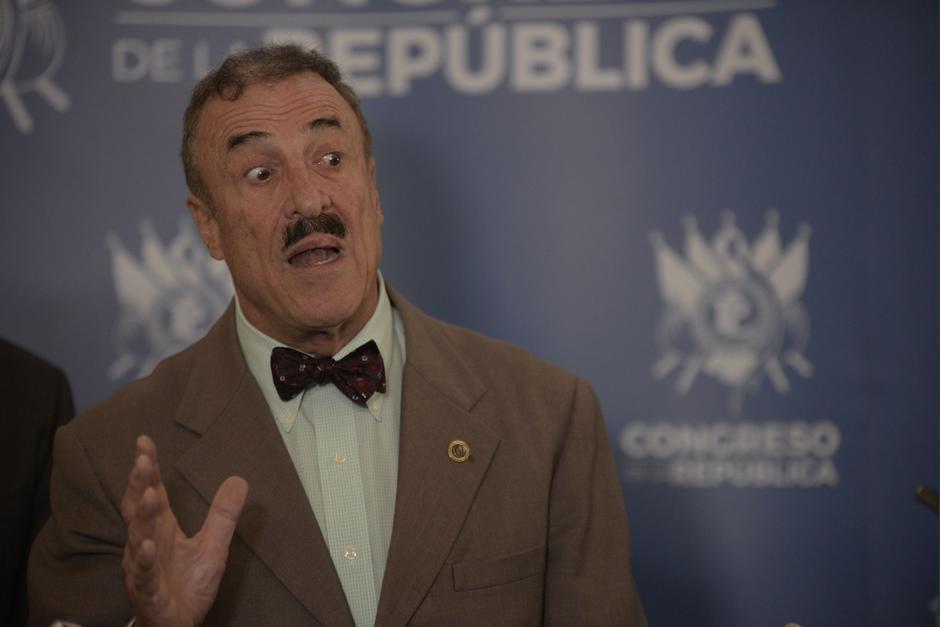 El diputado Fernando Linares Beltranena es uno de los once candidatos a un puesto en la Junta Monetaria. (Foto: Archivo/Soy502)