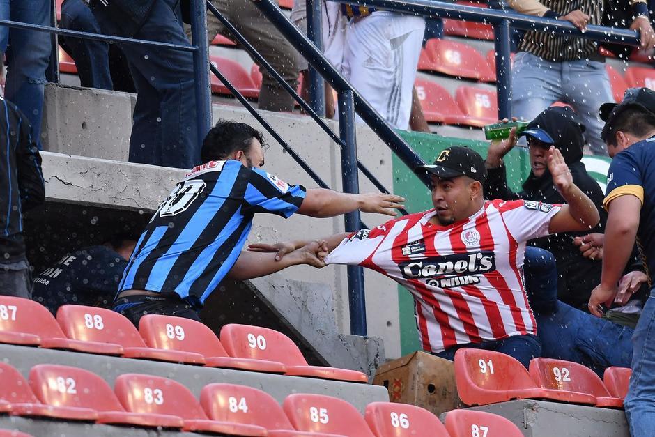 San Luis si jugará ante Querétaro