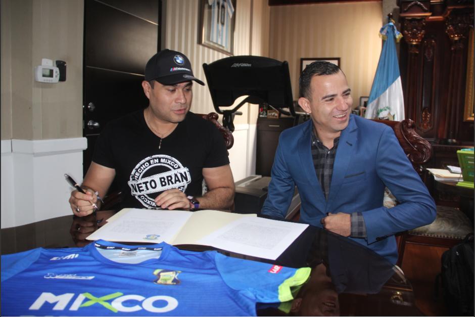 Marco Pappa fue dado de baja del Deportivo Mixco. (Foto: Archivo/Soy502)