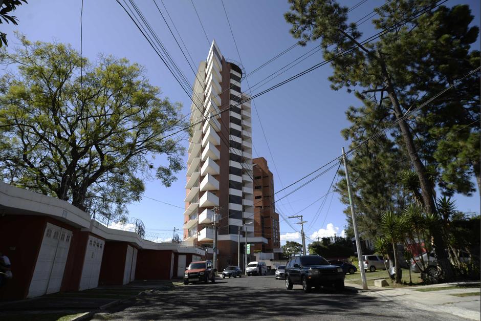 Vecinos se oponen a que el MP establezca la fiscalía antinarcóticos y otras más en el residencial. (Foto: Wilder López/Soy502)