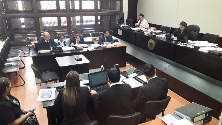 A Sandra Torres se le acusa de cometer los delitos de financiamiento electoral no registrado y asociación ilícita. (Foto: Wilder López/Soy502)