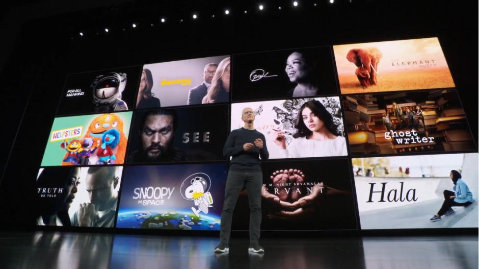 Apple finalmente presenta el nuevo iPhone y otros productos