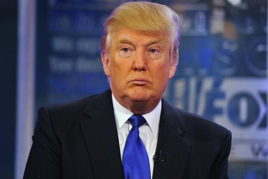 """Trump compartió una fotografía en su cuenta de Twitter y escribió la frase """"Esto es increíble"""" (Foto: Archivo/Soy502)"""
