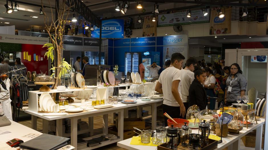 Feria Alimentaria 2019 reúne lo mejor de la industria de alimentos y bebidas. (Foto: George Rojas/Soy502)