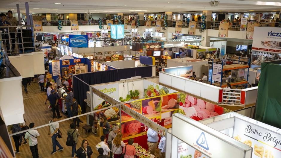 La Feria Alimentaria cumple 24 años y se presenta hasta el 11 de septiembre. (Foto: George Rojas/Soy502)