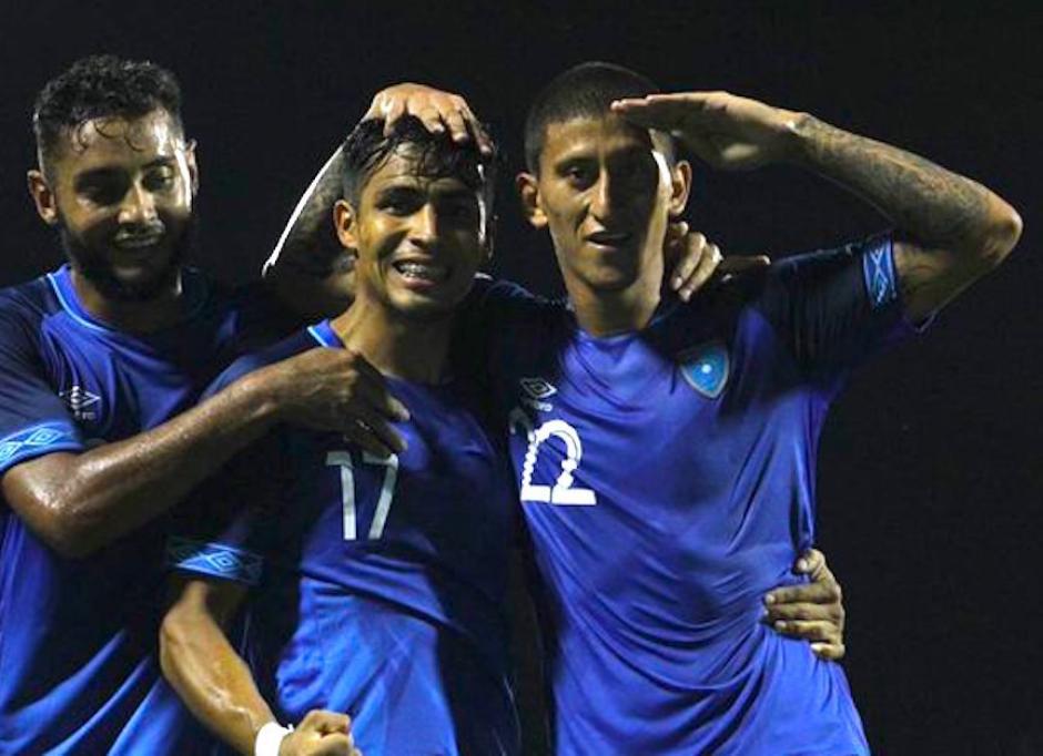 Guatemala goleó a domicilio a Puerto Rico y camino tranquilo en busca del ascenso a la Liga de B en la Liga de Naciones de Concacaf. (Foto: Javier del Cid/ACD)