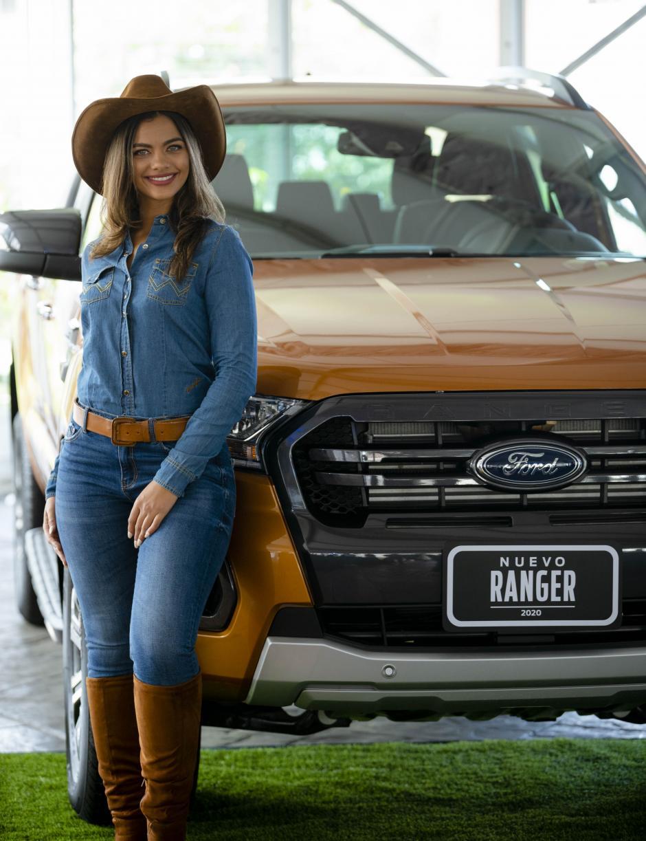 El pick up Ranger Wildtrak lo tiene todo. (Foto: George Rojas/Soy502)