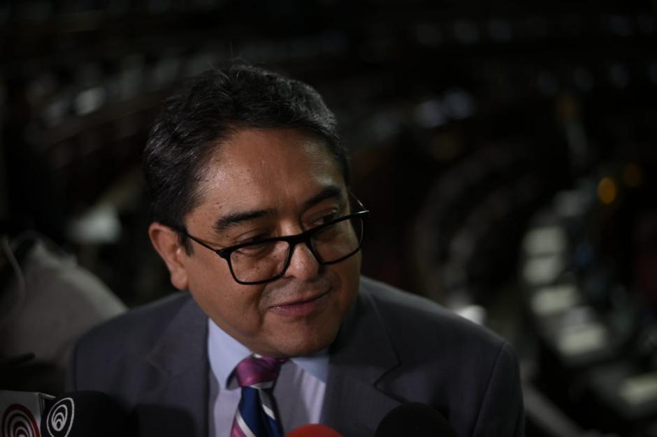 Rodas le pidió respeto al presidente Jimmy Morales. (Foto: Wilder López/Soy502)