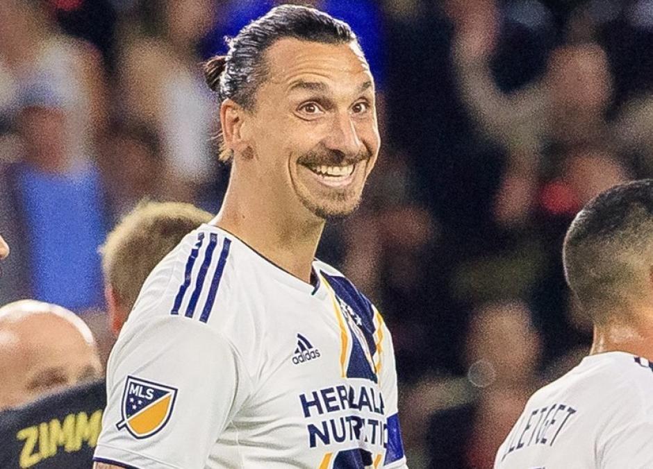 Zlatan Ibrahimovic se roba un récord de Carlos Ruiz en el Galaxy