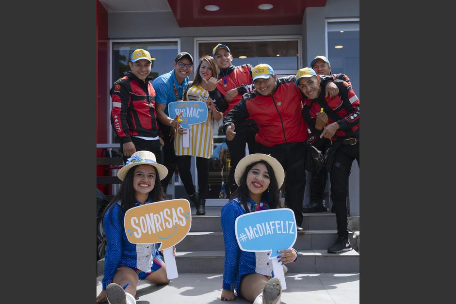 El restaurante de Condado Concepción también se unió a la fiesta. (Foto: George Rojas/Soy502)