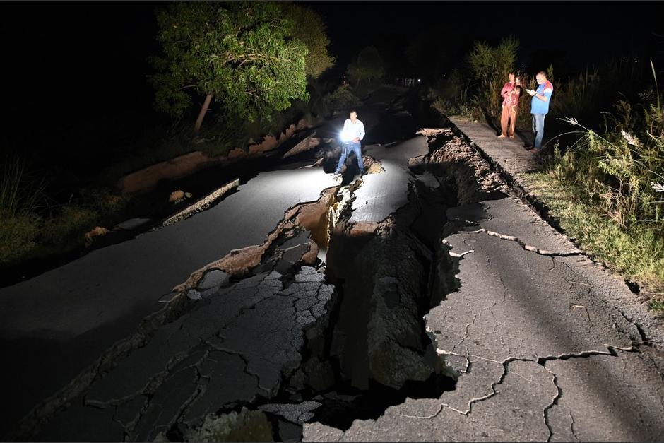 Sismo de 5.8 deja al menos cuatro muertos en Pakistán