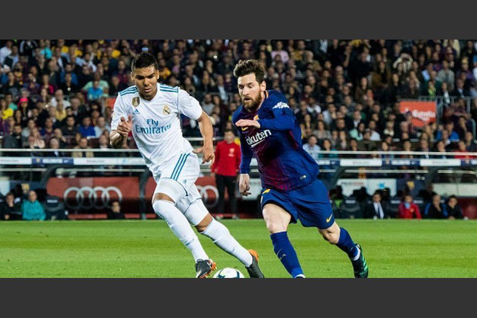 El Barcelona-Real Madrid será el sábado 26