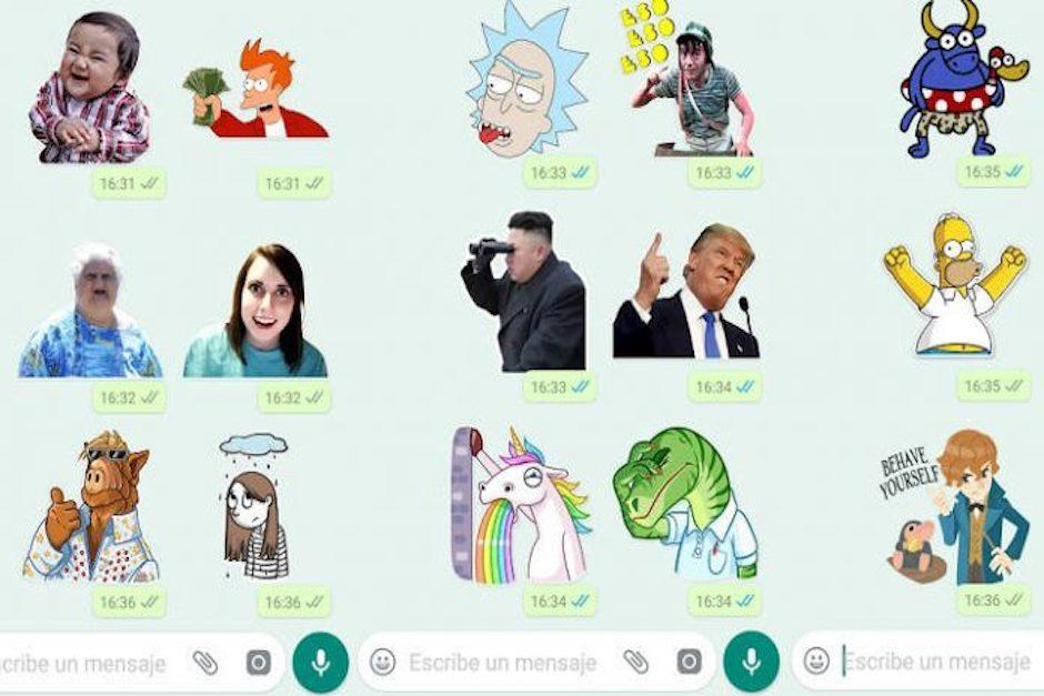 Stickers para whatsapp colombia app