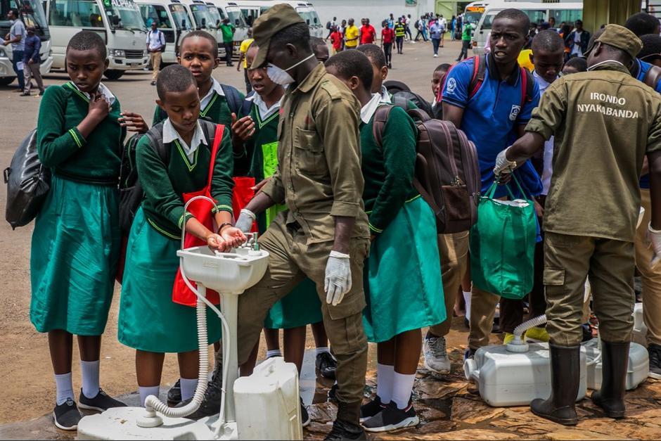 Ruanda es uno de los países más golpeados por la enfermedad en África. (Foto: AFP)