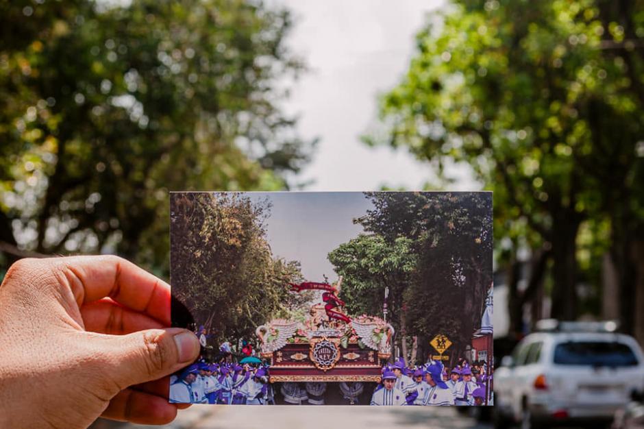 Este año las imágenes no salieron en procesión. (Foto: Kevin Rustrián-Víctor González y Wilder Méndez)