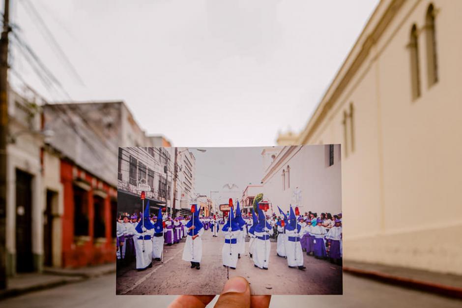 Las fotos que utilizaron fueron del recorrido del año 2019. (Foto: Kevin Rustrián-Víctor González y Wilder Méndez)