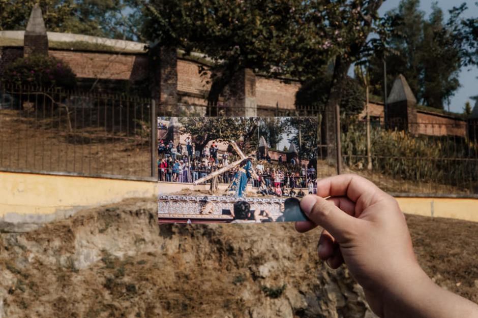 La imagen es una de las más antiguas de Guatemala. (Foto: Kevin Rustrián-Víctor González y Wilder Méndez)