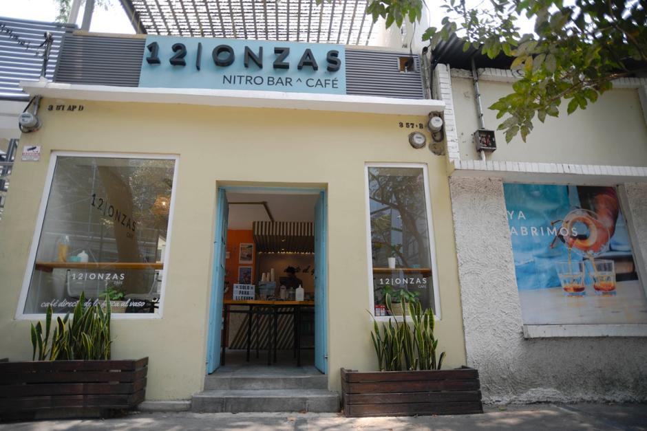 El café 12 Onzas implementó el servicio para llevar y algunas entregas a domicilio. (Foto: Wilder López/Soy502)