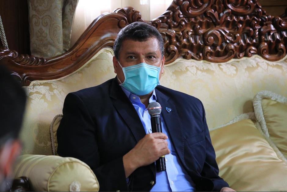 El vicepresidente Guillermo Castillo enfrenta un antejuicio promovido por el abogado Nimrod Estévez. (Foto: Vicepresidencia)
