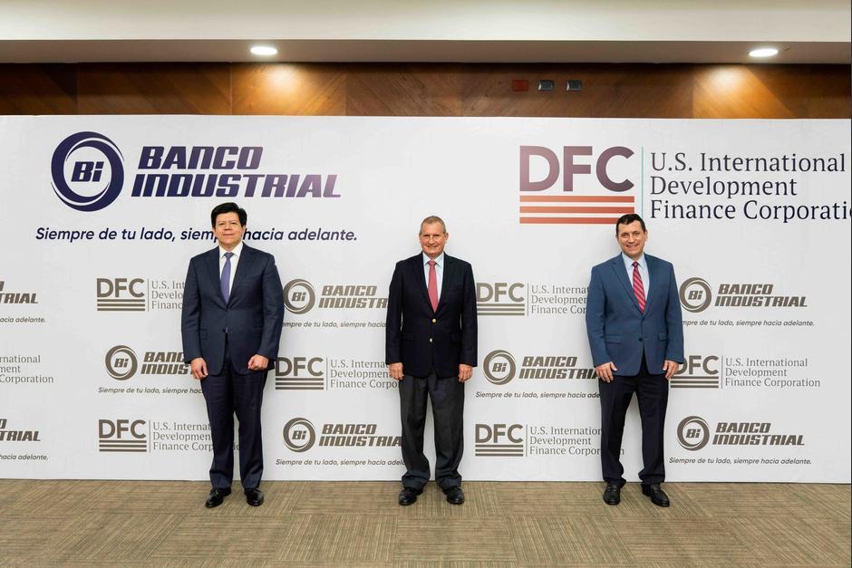 Banco Industrial obtiene financiamiento por US$200 millones