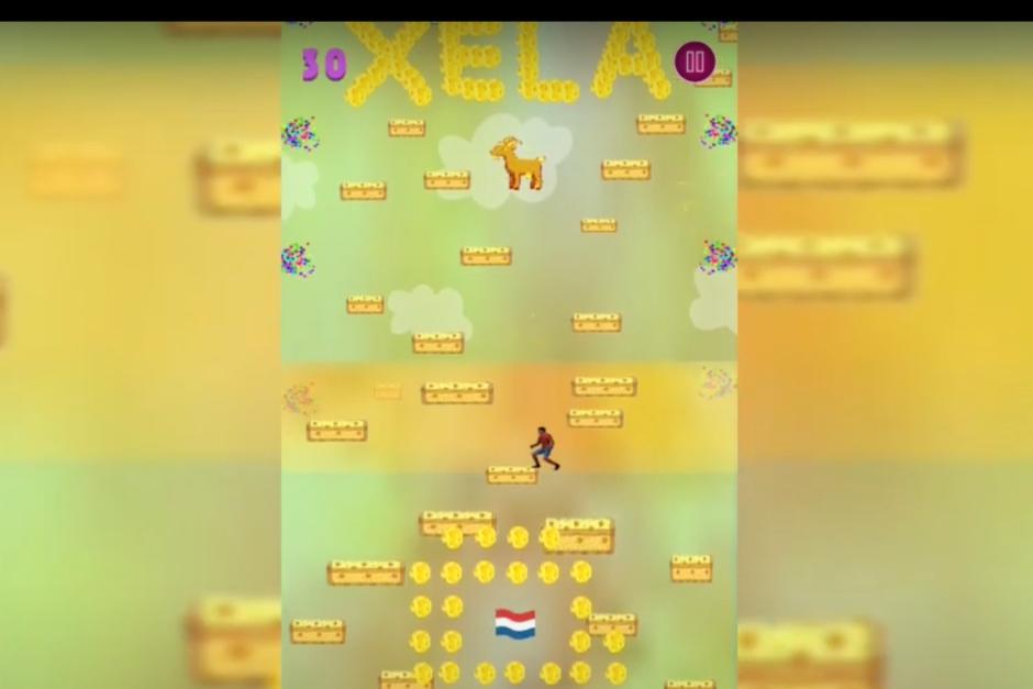 """""""Buscando la Luna"""", el videojuego creado por un quetzalteco"""