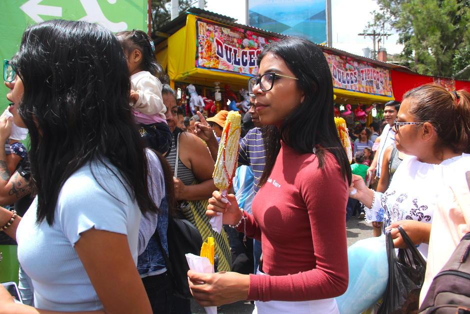 La guía te permitirá adquirir productos de la feria y apoyar a los comerciantes que han soportado la crisis durante este 2020. (Foto: Fredy Hernández/Soy502)