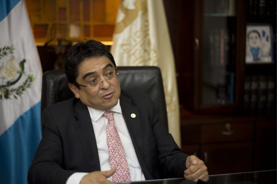 El diputado Felipe Alejos quiere que médicos cubanos salgan de Guatemala (Foto: Archivo/Soy502)