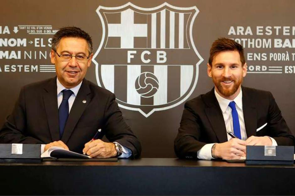 Según medios españoles, Lionel Messi pidió reunirse con los directivos del Barcelona para negociar su salida del club. (Foto: AFP)