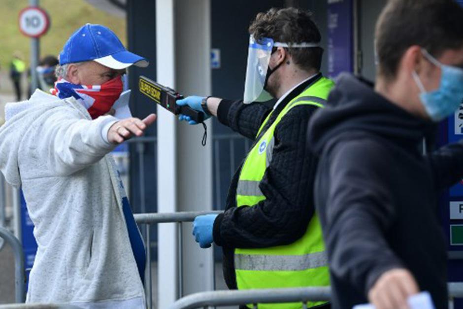 El Gobierno Británico aprobó este evento (Fotografía: AFP)