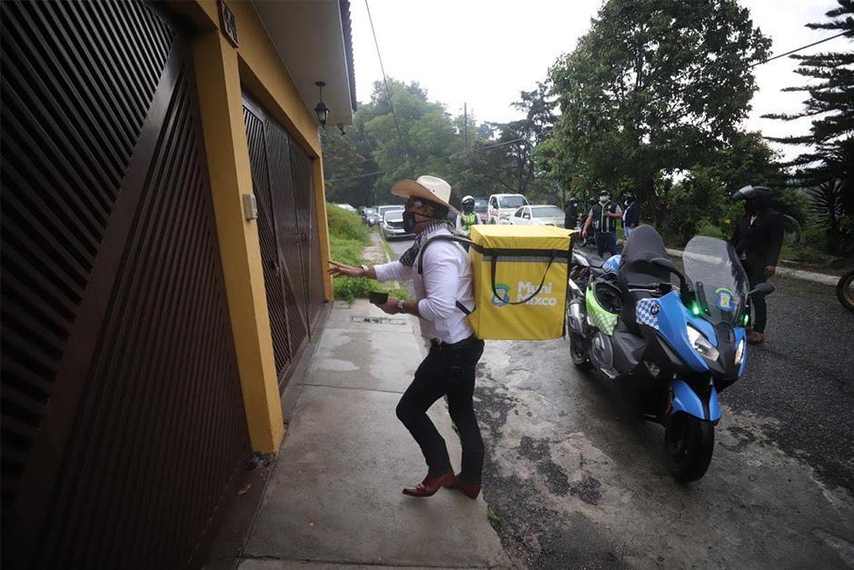 También los pobladores de Villa Nueva pudieron comprar (Fotografía: FB Neto Bran)