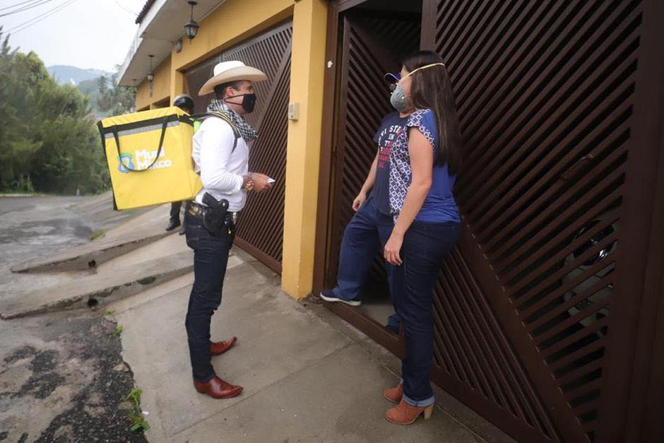 La tradicional Feria del Chicharrón de Mixco se realizó de manera virtual (Fotografía: FB Neto Bran)